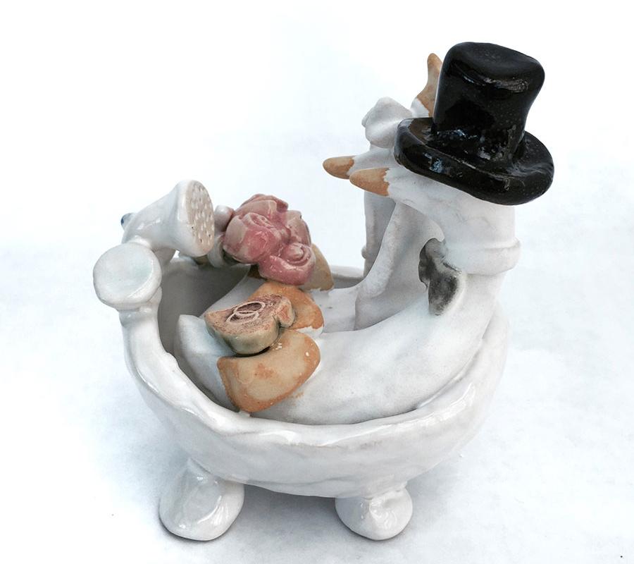 anna heij, bröllopspresent, bröllopsgäss, 20150502