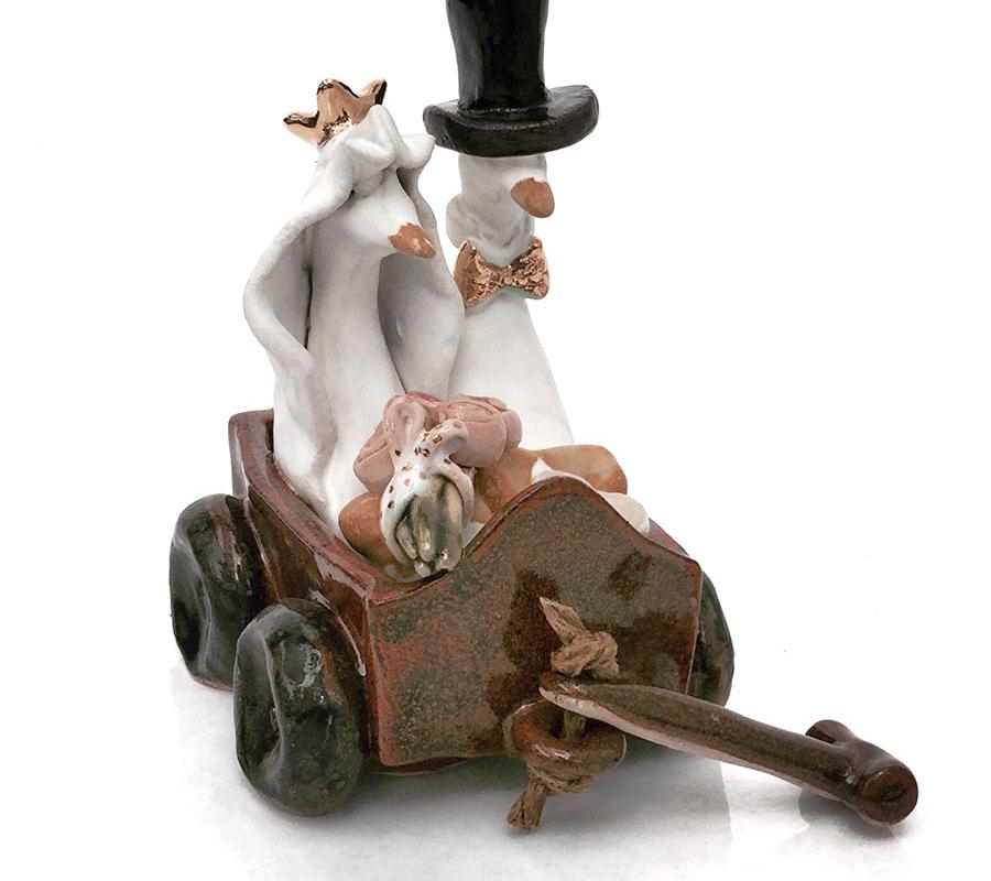anna heij, 20150521, bröllopspresent, bröllopsgäss i skrinda